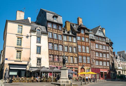 10 lieux où réaliser un shooting photo à Rennes