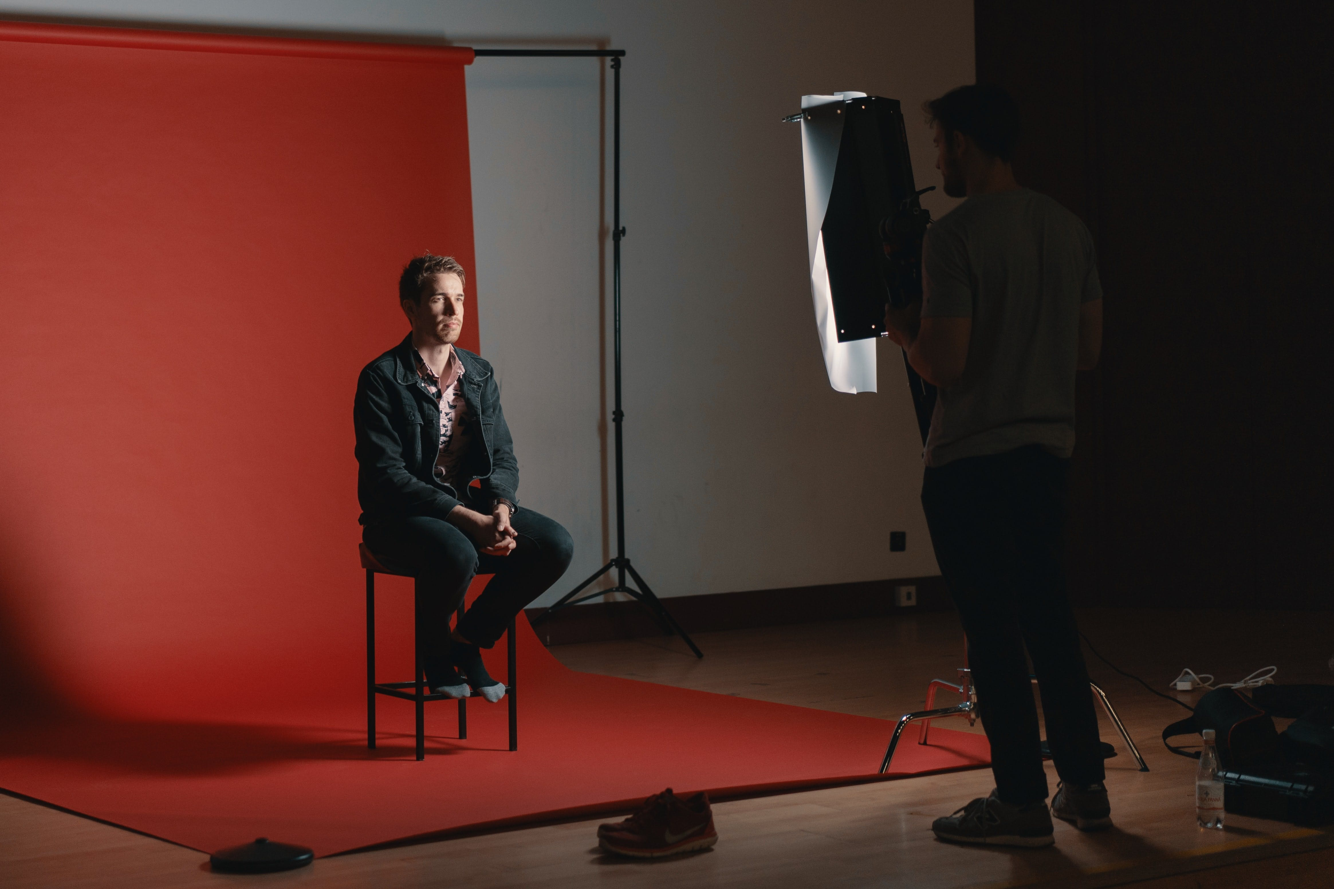 shooting photo studio, studio photo, photos studio