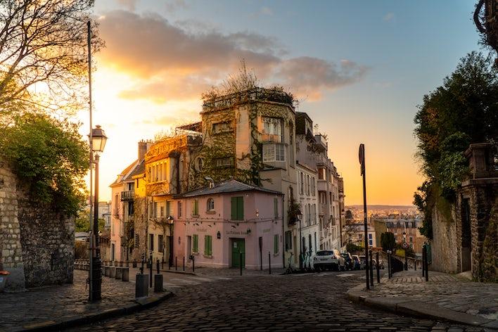 activité à Paris, Montmartre
