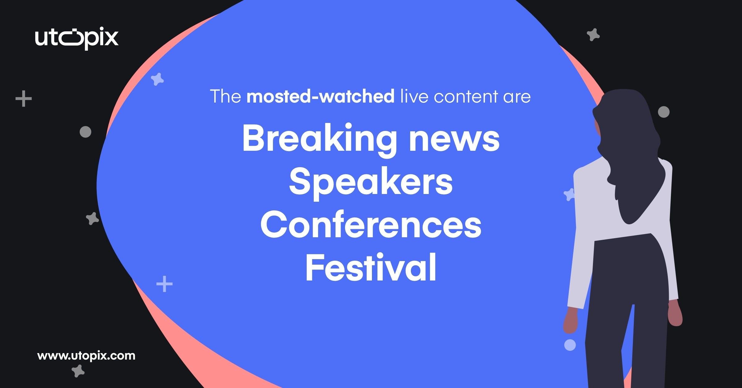 live-strealing, vidéo en direct, live video, infographie live video