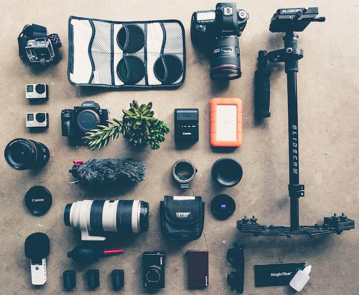 location matériel photo, gearbooker, matériel vidéo