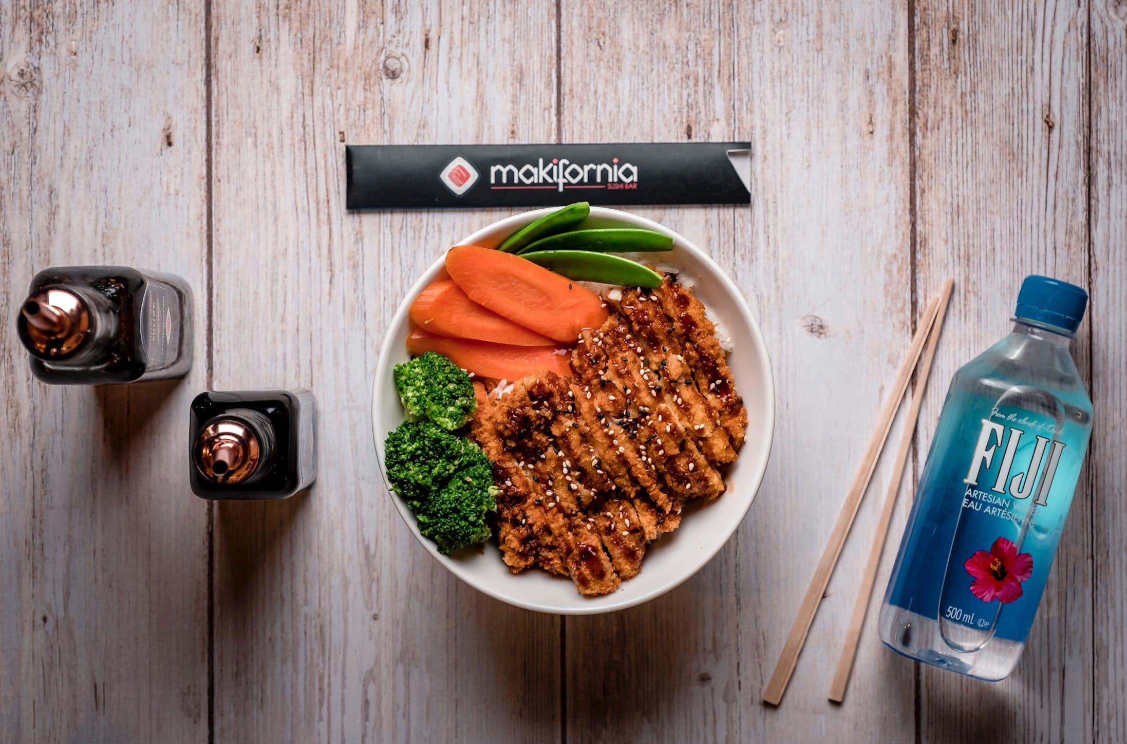 Culinaire fotografie, sushi-fotografie, voedselfotografie