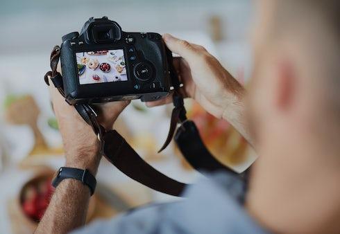 Des photos culinaires alléchantes, réalité ou illusion ?