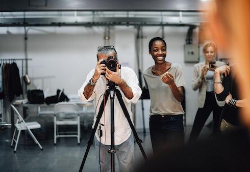 Photographe: 5 conseils pour réussir votre portraits corporate 👊