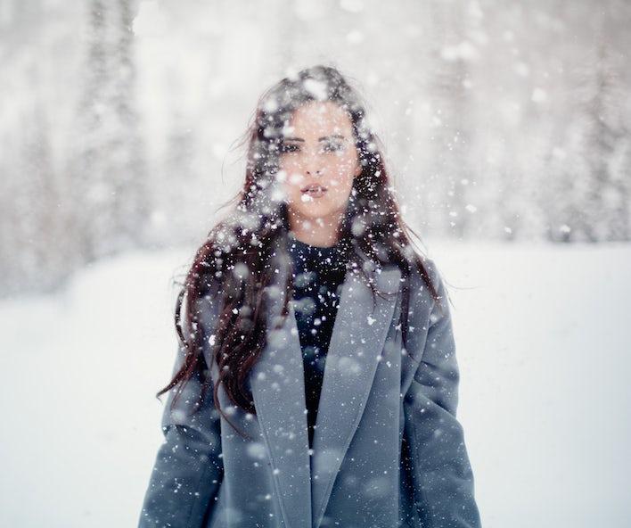 shooting photo hiver