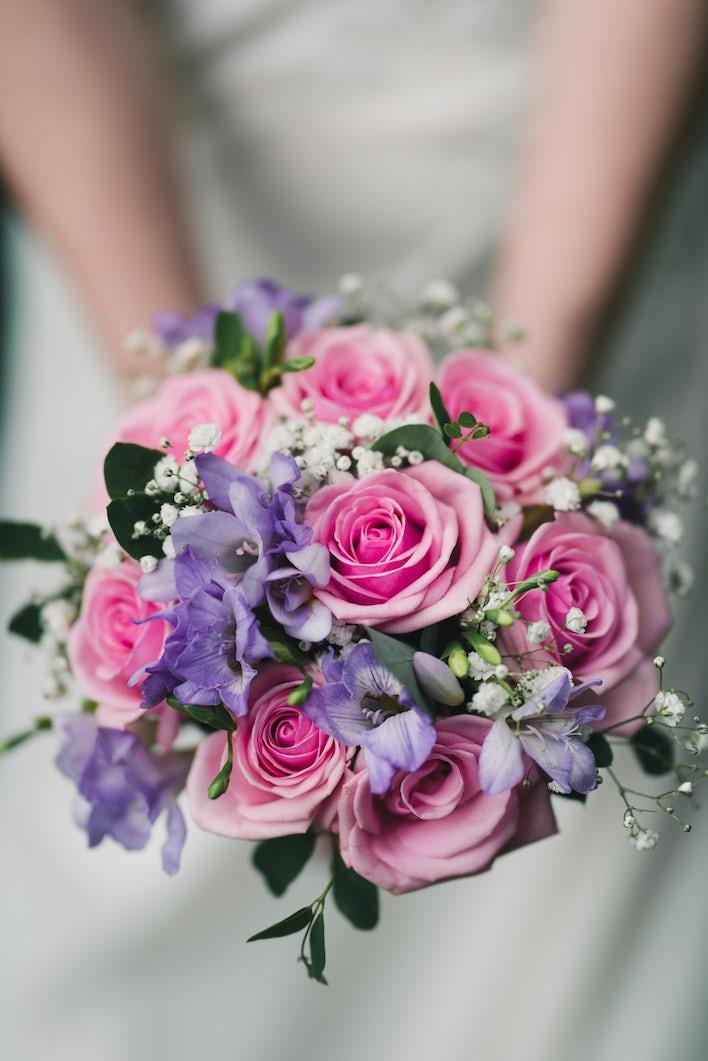 photo fleur mariage, tendance photo mariage