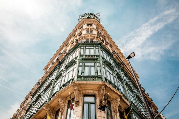 Hotel Dome Bruxelles, shooting photo bruxelles, photo hotel, photo immobilier, photographe immobilier