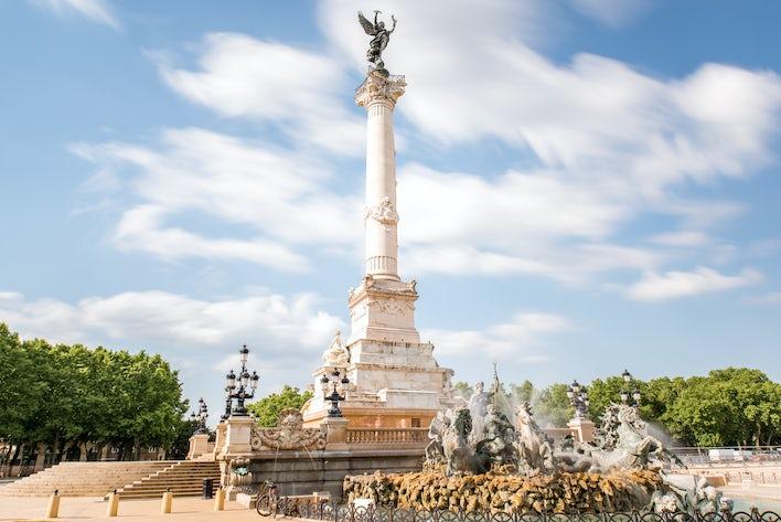 shooting photo Bordeaux, photographe Bordeaux, Place des Qinconces