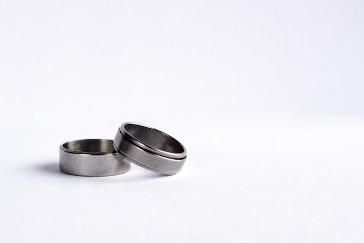 anneau fiançaille, histoire mariage