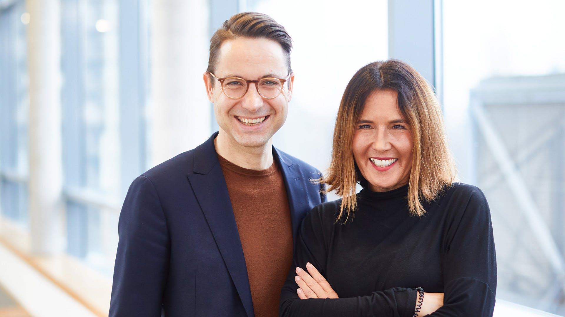 Christian Blenker und Alexandra Wolfslast sind die neue Spitze zusammen mit Thomas Schreiber für den ESC beim NDR