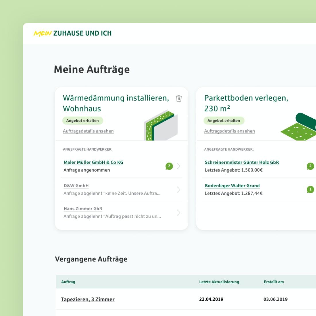 UX-Beratung bei der Provinzial Rheinland