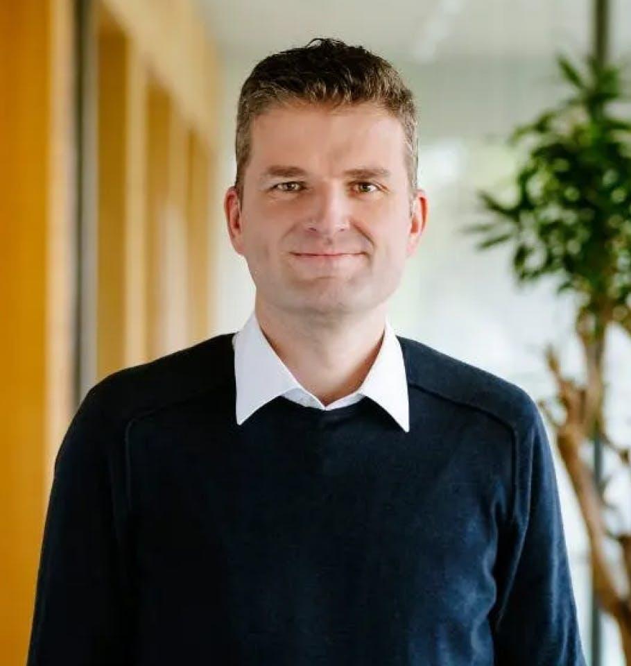 Rainer Vehns, CEO & Co-Fonder der codecentric AG