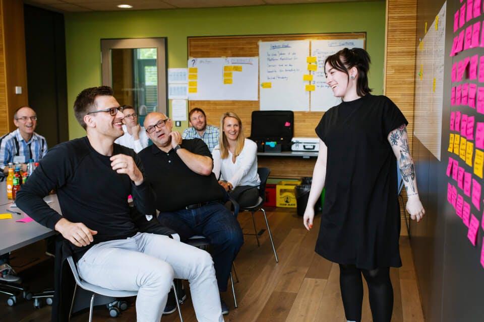 So funktionieren Design Sprints im Team