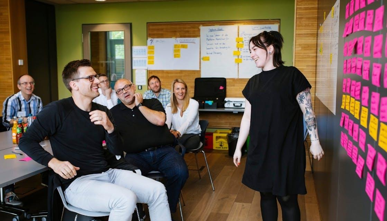 Design Sprint bei der codecentric AG