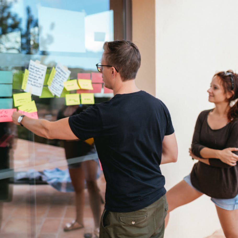 Persona Workshop als Teambuilding auf Ibiza