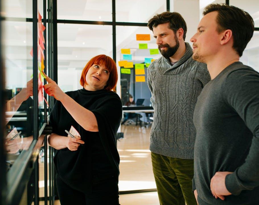 Nutzerzentrierte Produktentwicklung im Team