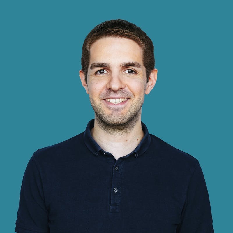 Philipp Siekmann, UI-Engineer bei UX&I
