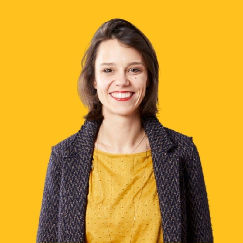 Juliana Hirsing, UX Writer