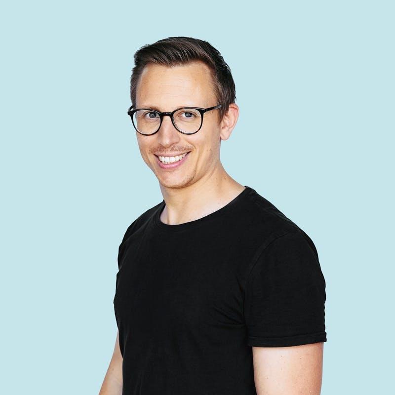 Eric Brecht, UX-Berater bei UX&I
