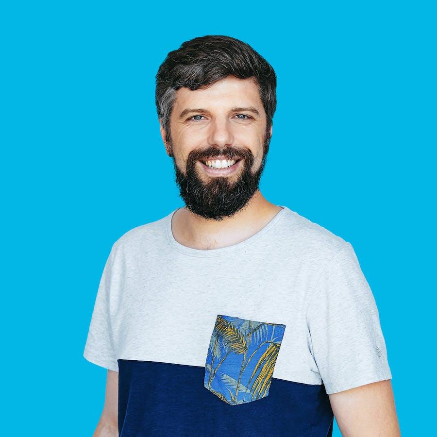 Thomas Petzold, UX-Berater bei UX&I