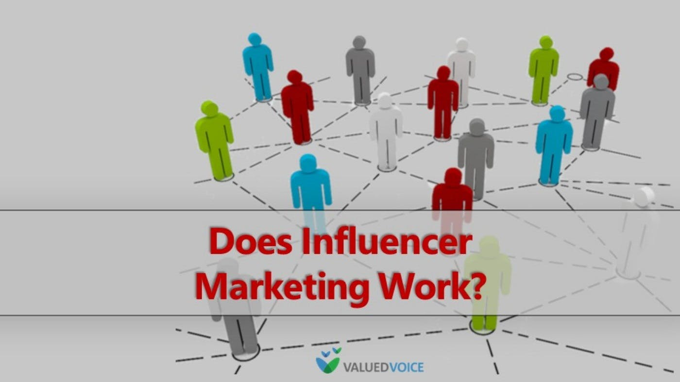 Does Influencer Marketing Work?