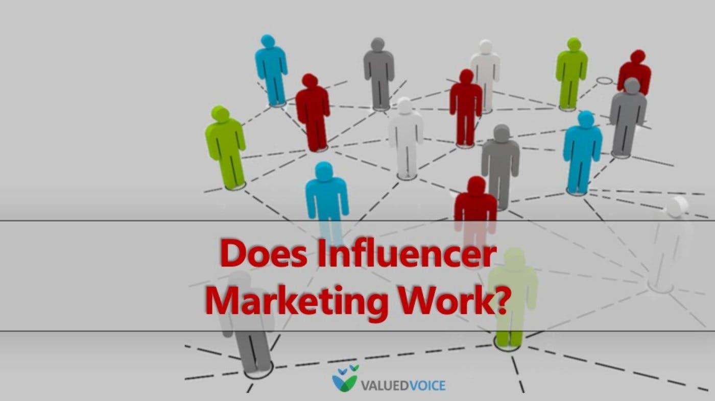 Does Influencer Marketing Work?