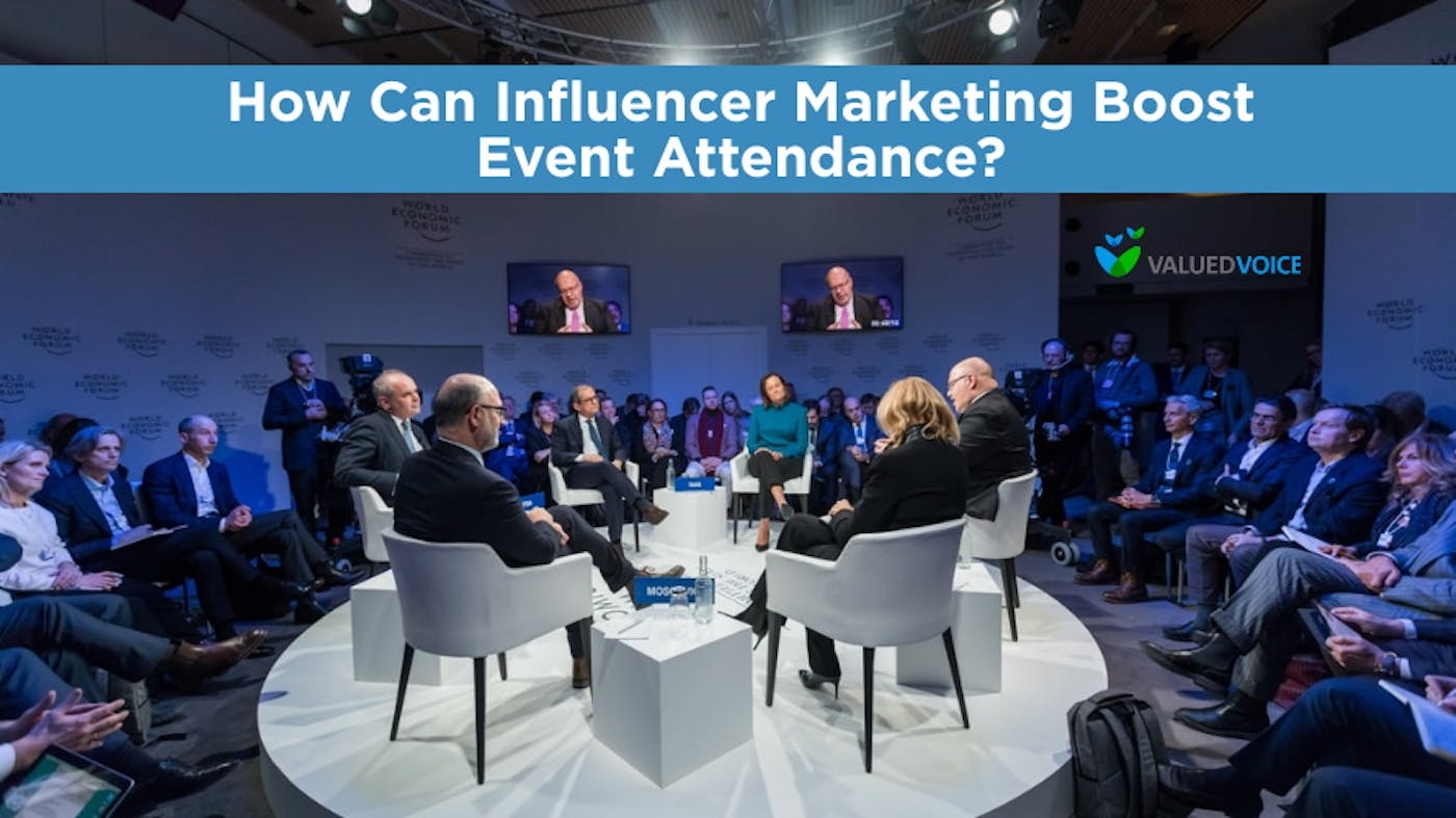 How Can Influencer Marketing Boost Event Attendance?