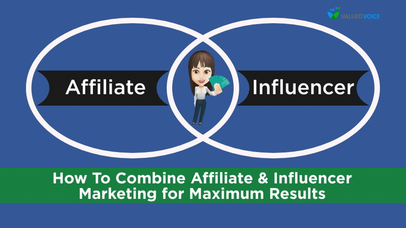 How to Combine Affiliate and Influencer Marketing for Maximum Results