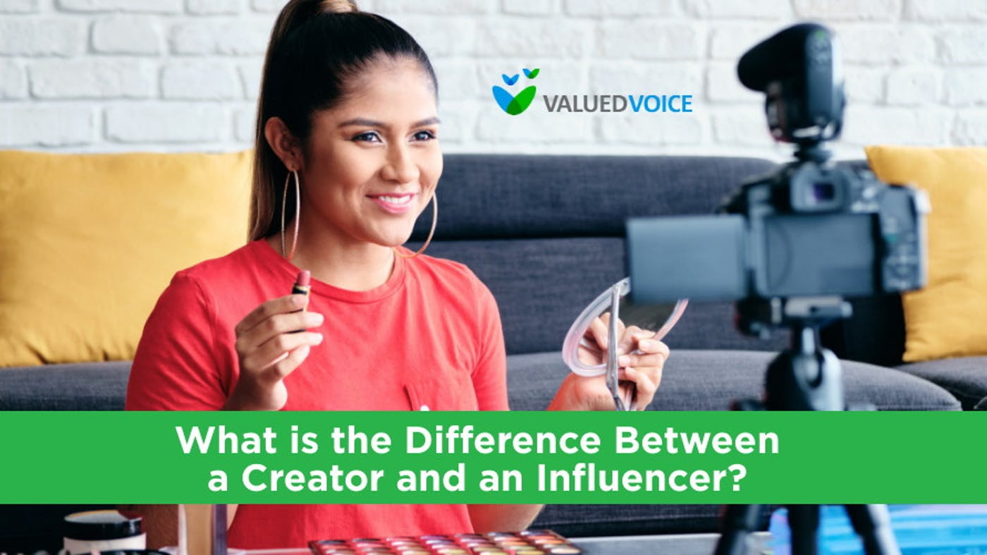 What is the Difference Between a Creator and an Influencer?