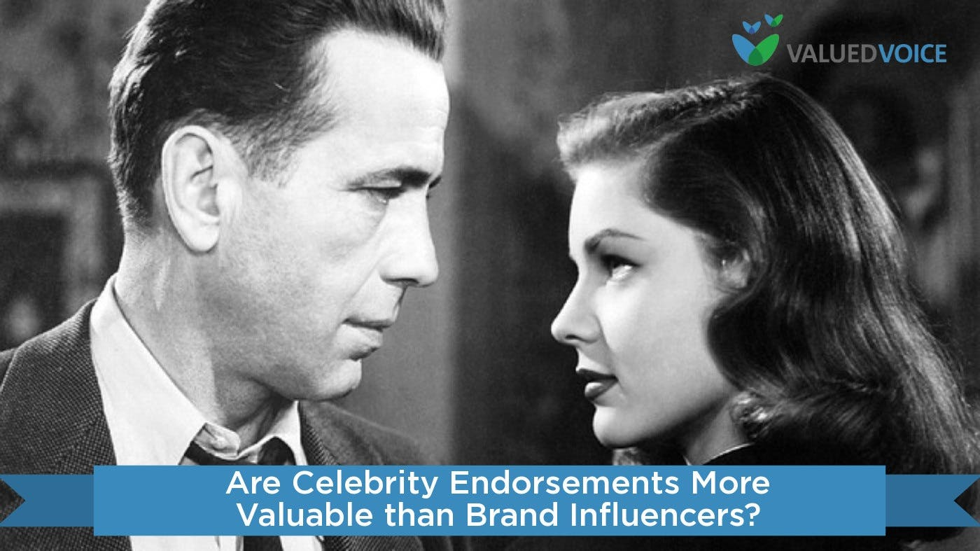 Are Celebrity Endorsements More Valuable than Brand Influencers?