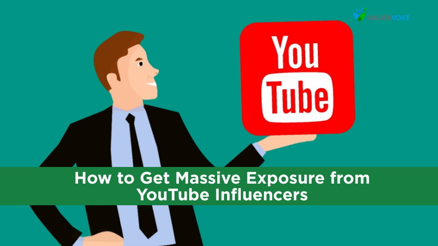 How to Get Massive Exposure from YouTube Influencers