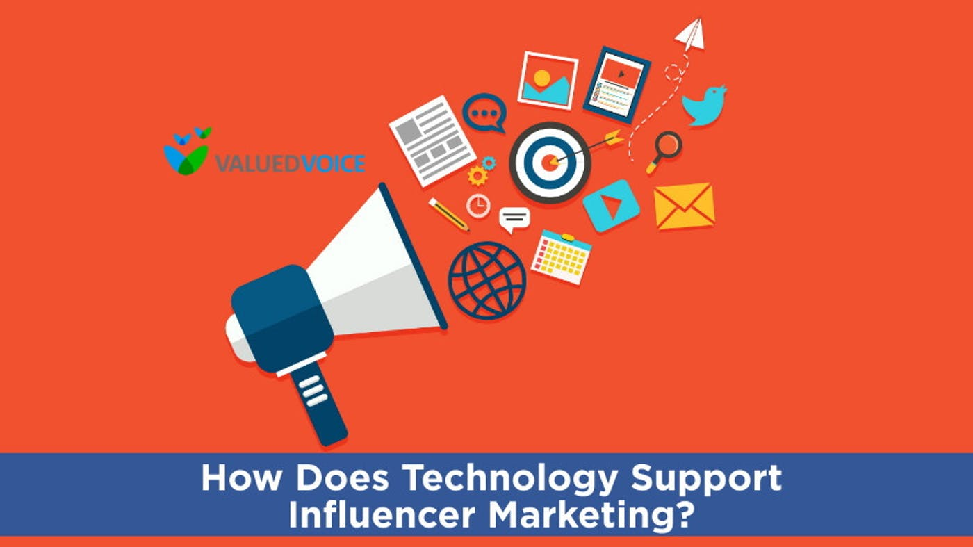 How Does Technology Support Influencer Marketing?