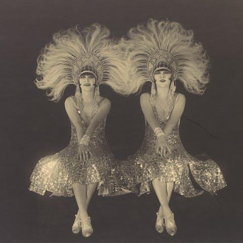 The Dolly Sister, Walery, 1920's, Metropolitan Museum of Art