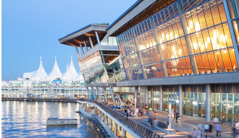 Vancouver Convention Center West