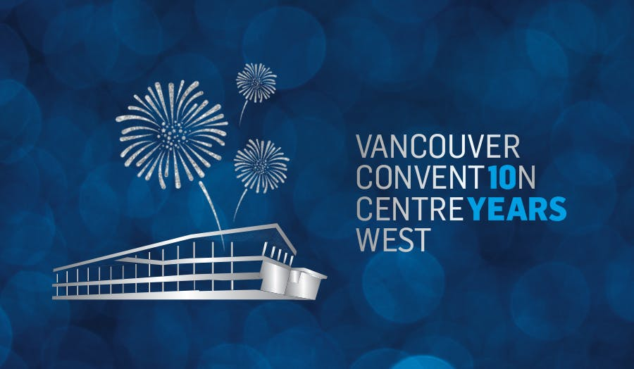 10th Anniversary of the Vancouver Convention Centre's West Building