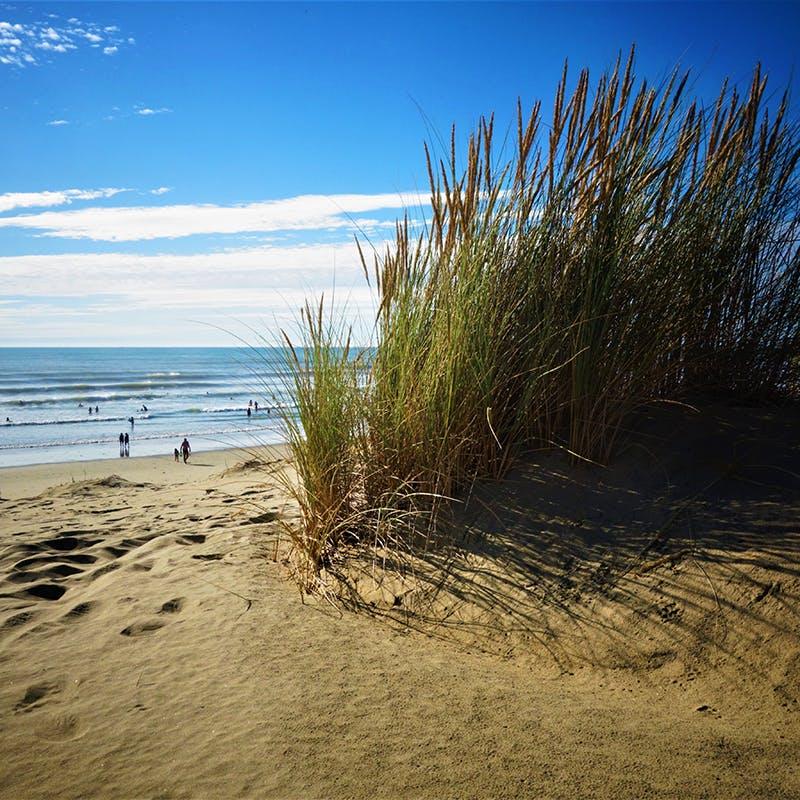 Les plages de l'Atlantique dans le Poitou-Charentes