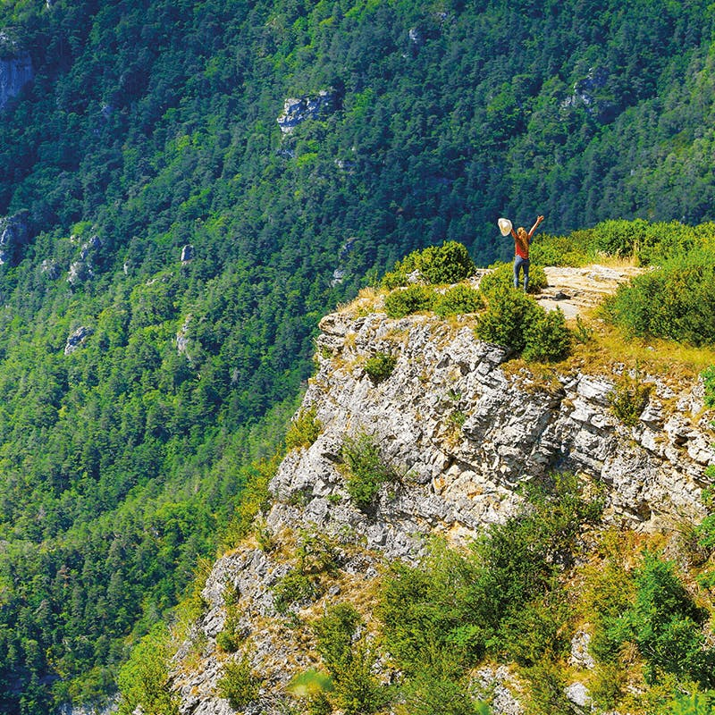 Un séjour nature dans les Cévennes