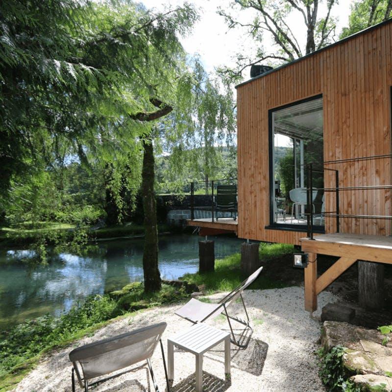 Hébergement éco-responsable en France (Bourgogne)