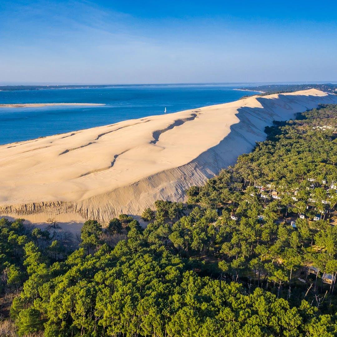 La Dune du Pilat en France