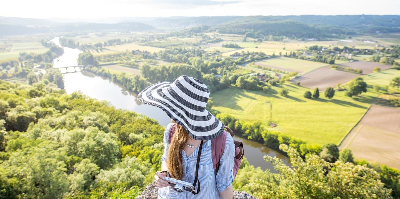 Un aperçu de la Vallée de la Dordogne