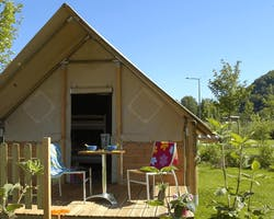 Camping La Roche d'Ully en Franche-Comté
