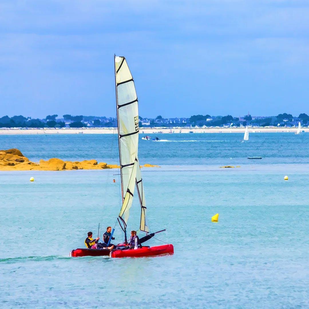 Activités dans le Golfe du Morbihan
