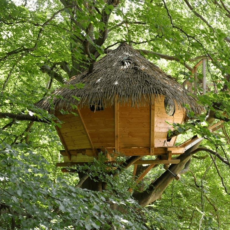Un hébergement éco-responsable en France (Normandie)