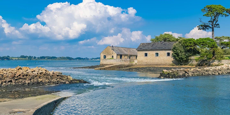 Visiter L'Île de Berder