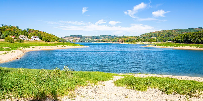Un aperçu du Lac de Pannecière