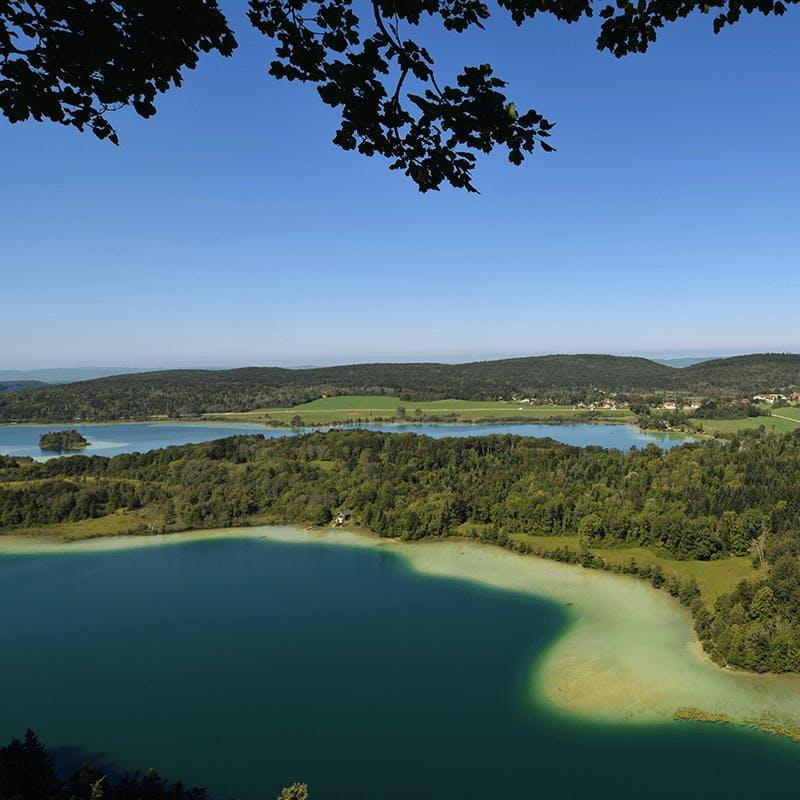 Le belvédère des quatre lacs