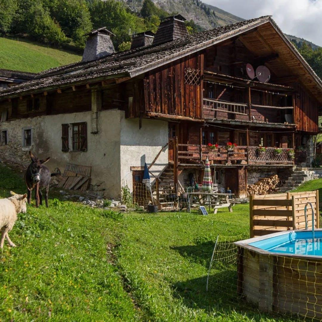 location écologique en Savoie
