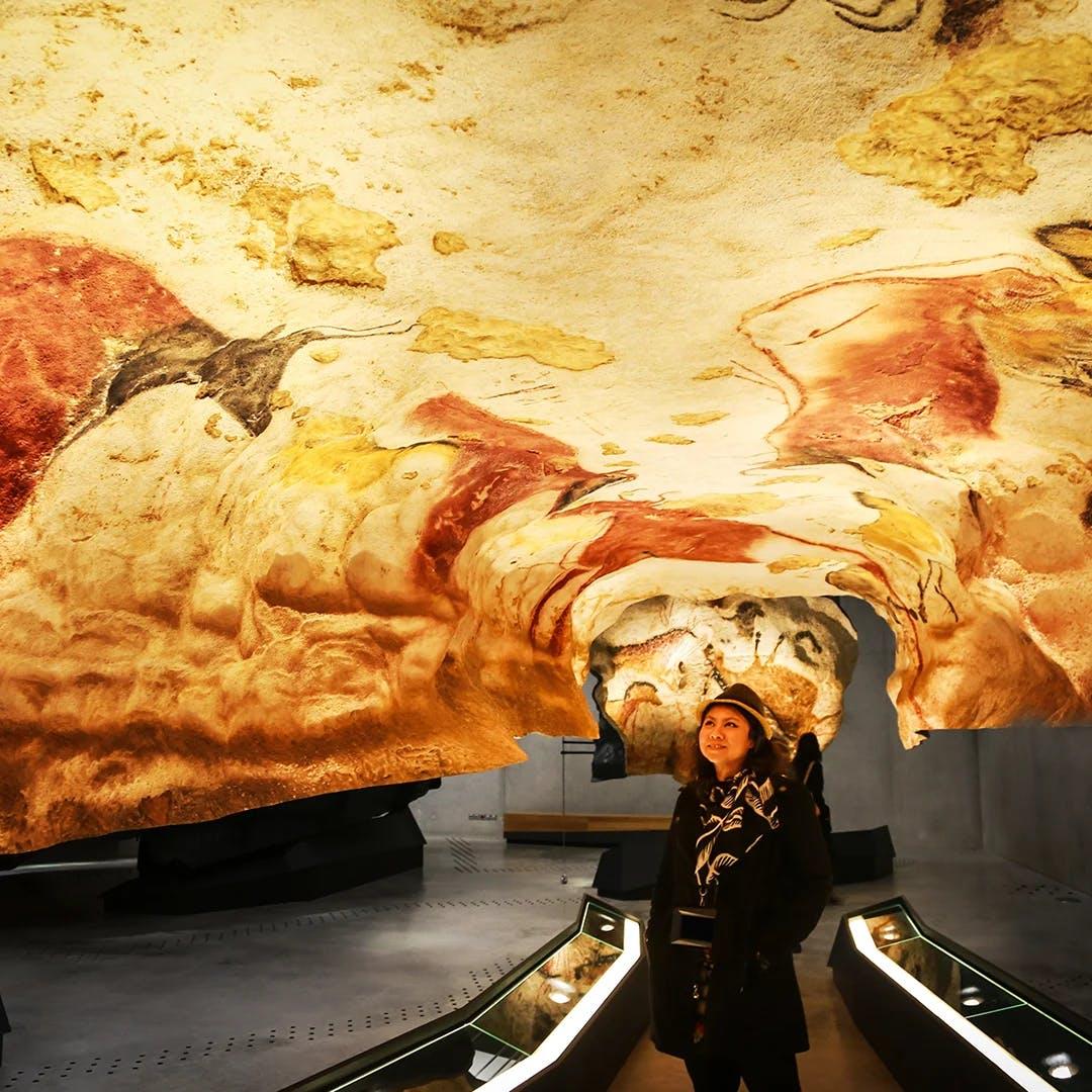 Le musée des grottes de Lascaux