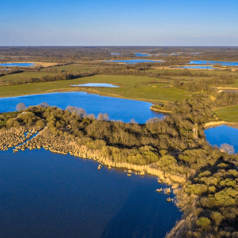 Le Parc Naturel Régional de la Brenne dans le Centre-Val de Loire
