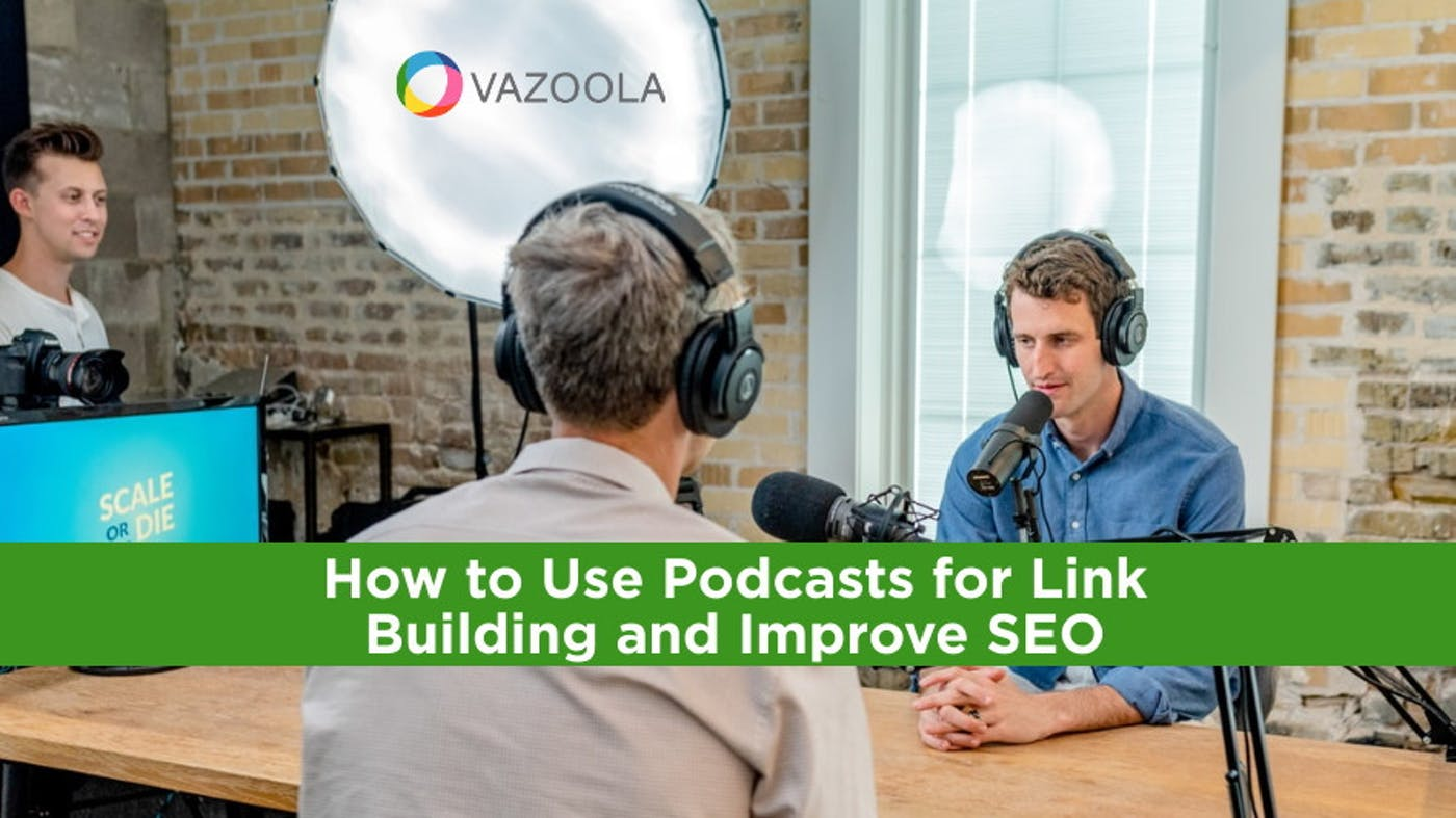 How to Use Podcasts for Link Building and Improve SEO